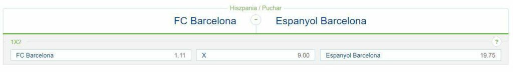 fc barcelona espanyol kursy