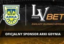 LvBET przedłuża współpracę z Arką Gdynia