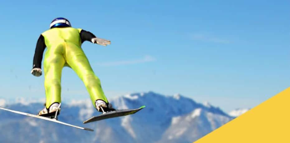 Darmowe 10 PLN na MŚ w lotach narciarskich!