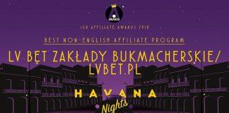LvBET z prestiżową zagraniczną nagrodą!
