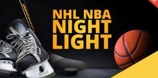 Konkurs bukmacherski w LvBET. Graj o 1000 PLN w NHL i NBA!