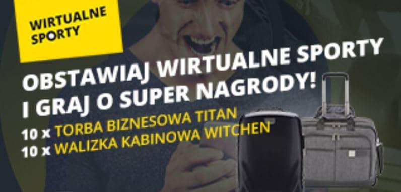 Photo of 20 nagród do zdobycia w Wirtualnych Sportach Fortuny!