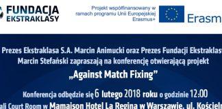 Ekstraklasa walczy z ustawionymi meczami!