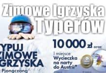 Olimpijska liga typerów Milenium z bonusami 10.000 PLN!