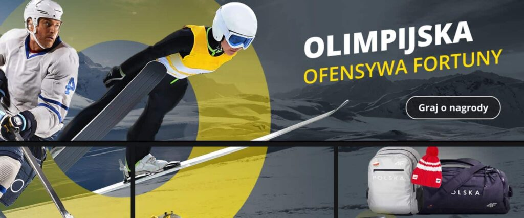 Olimpijski konkurs bukmacherski w Fortunie