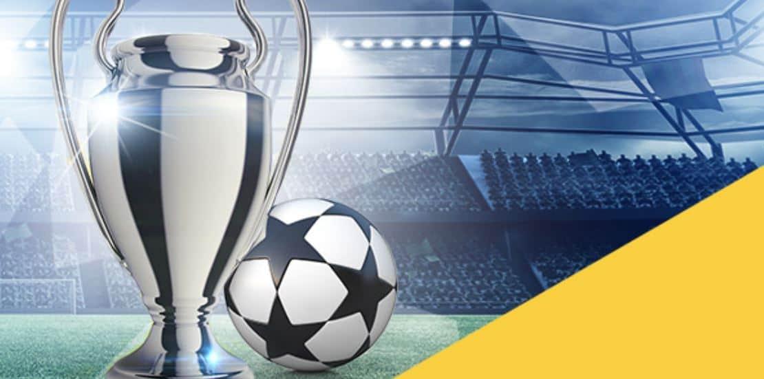 Liga Mistrzów i Liga Europy. 500 PLN bonusu w LvBET!