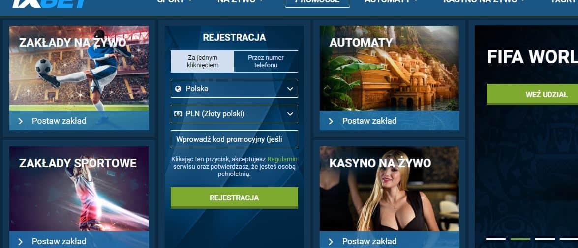 Photo of Bukmacher 1xBet. Czy jest w Polsce legalny 2020?