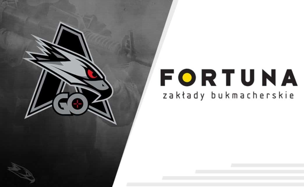 Fortuna wkracza do świata e-sportu. AGO Esports z nowym sponsorem!