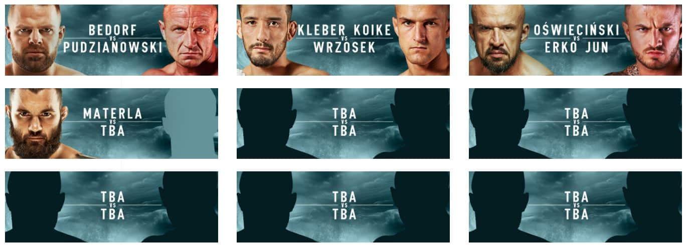 KSW 44 aktualny fight card