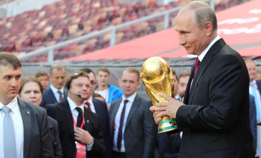 Mistrzostwa Świata w Rosji 2018