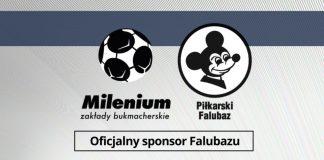 Bukmacher Milenium sponsorem Falubazu Zielona Góra!