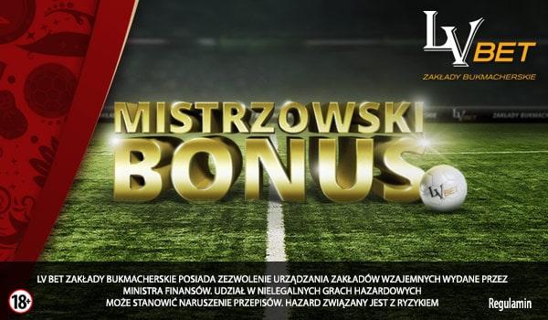 Photo of Bonus 200 PLN czeka na klientów LV BET!
