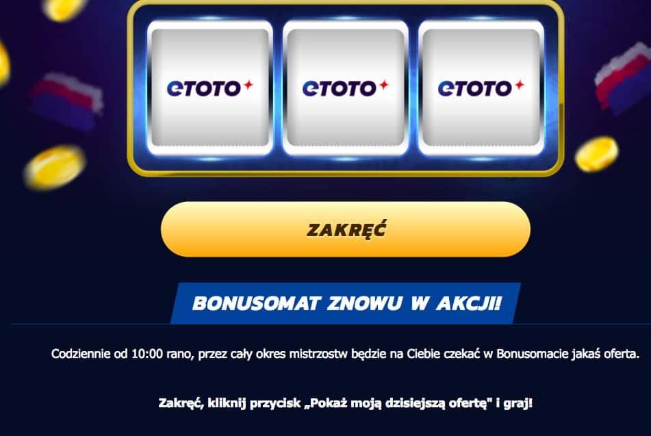 etoto bonusy