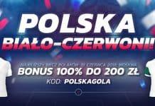 Darmowe 200 PLN na obstawianie Polska - Senegal!