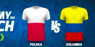 Polska - Kolumbia z bonusami od Forbet!