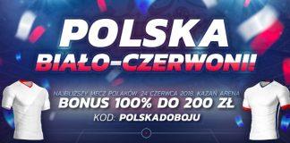 eToto kod bonusowy. 200 PLN na Kolumbię!