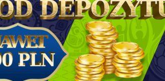 Bonus w Forbet. 300 PLN we wtorek dla wszystkich!