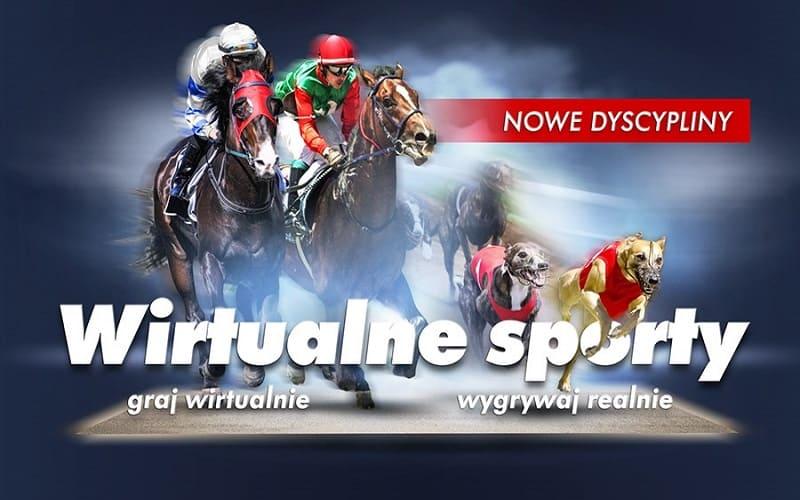 Wyścigi konne i psów już dostępne w Milenium!