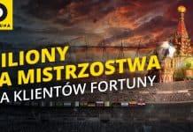 Miliony dla klientów Fortuny podczas MŚ 2018