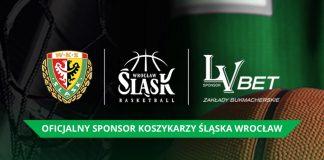 LV BET gra ze Śląskiem Wrocław!