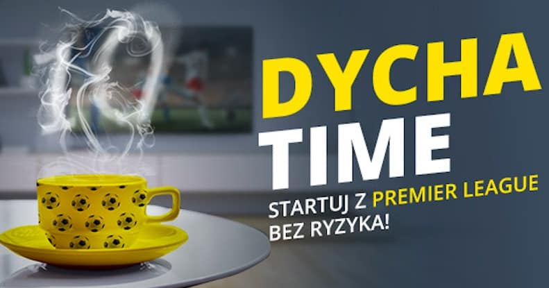 Dycha Time u bukmachera Fortuna