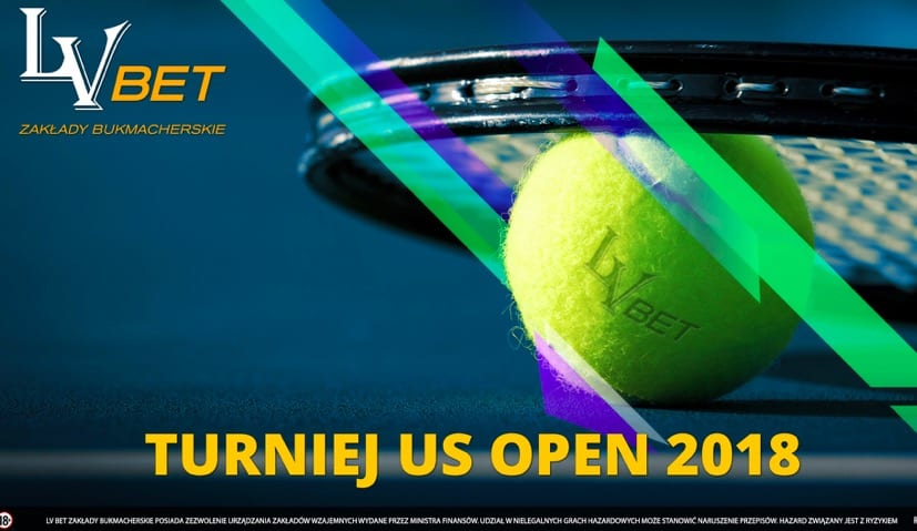 1500 PLN na US Open w LV BET!