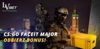 Bonus 40 PLN na e-sport w LV BET!