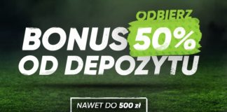 500 PLN bonusu na czwartek w Forbet!
