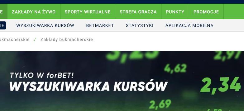 Photo of Wyszukiwarka Kursów w Forbet. Co to jest i jak działa?