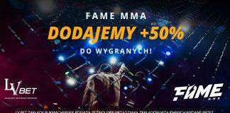 Promocja od LV BET na FAME MMA 2!