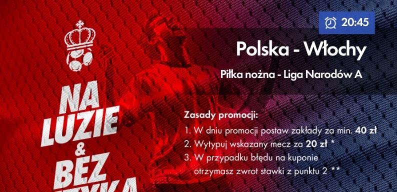 Photo of Zwrot 20 PLN na Polska – Włochy w Milenium!
