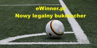Dwunasty legalny bukmacher to eWinner!