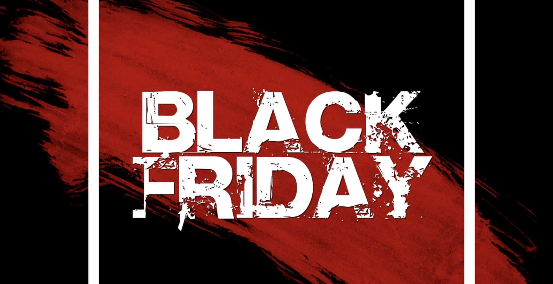 Promocje bukmacherskie na Black Friday 2018