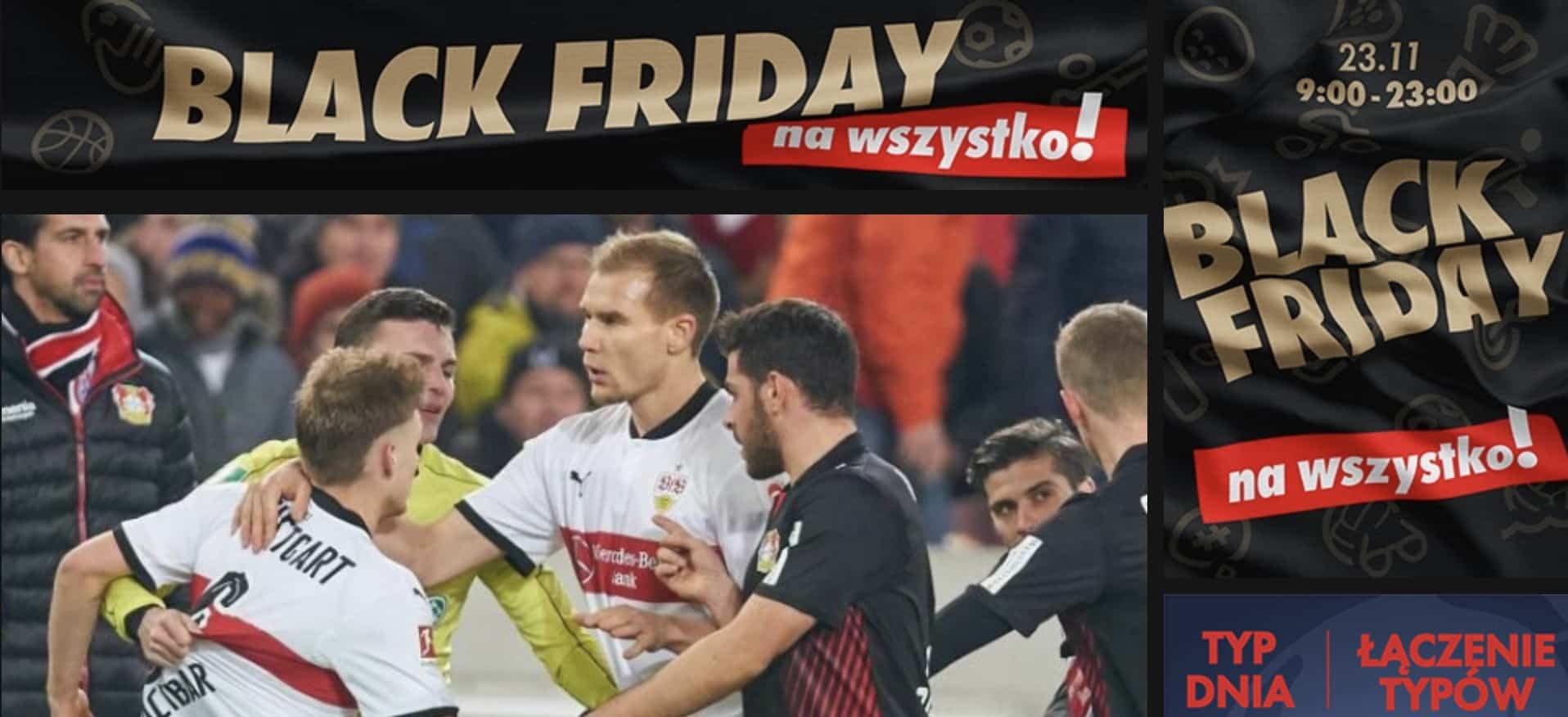Photo of W Milenium Black Friday… na wszystko!