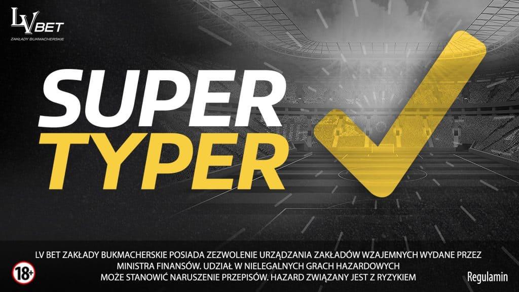 20.000 PLN do wygrania w promocji Super Typer!