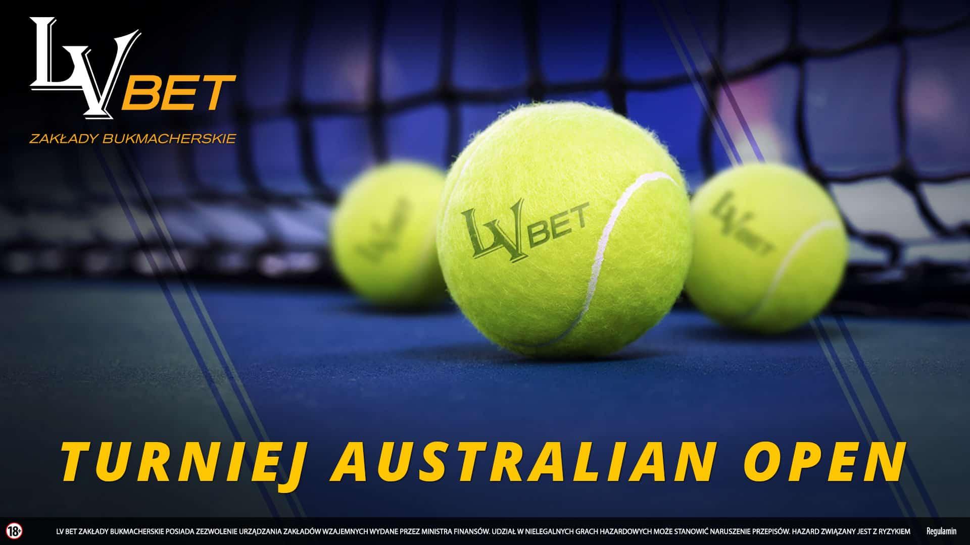 Photo of Konkurs z nagrodami LV BET. 2000 PLN na Australian Open!