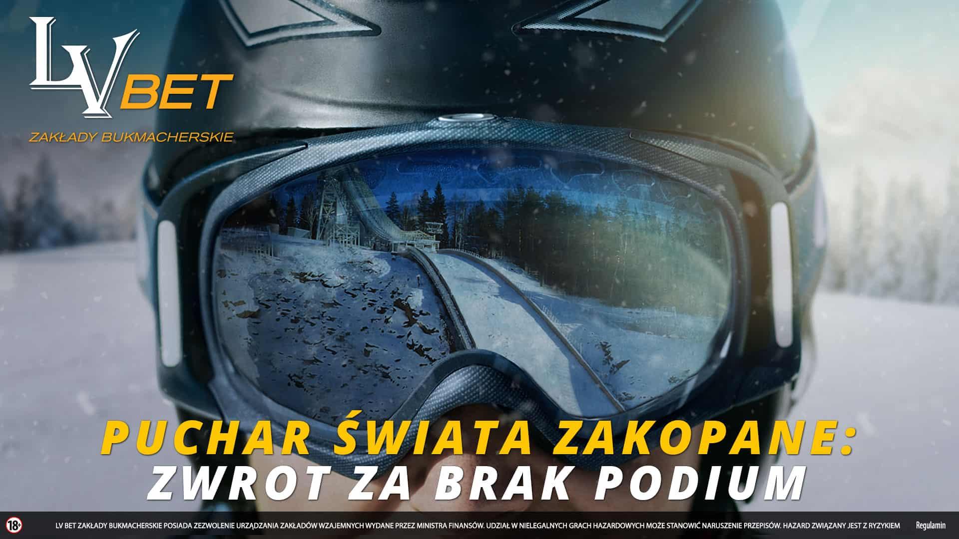 Photo of Promocja na PŚZakopane 2019. Zwrot 50 PLN od LV BET!