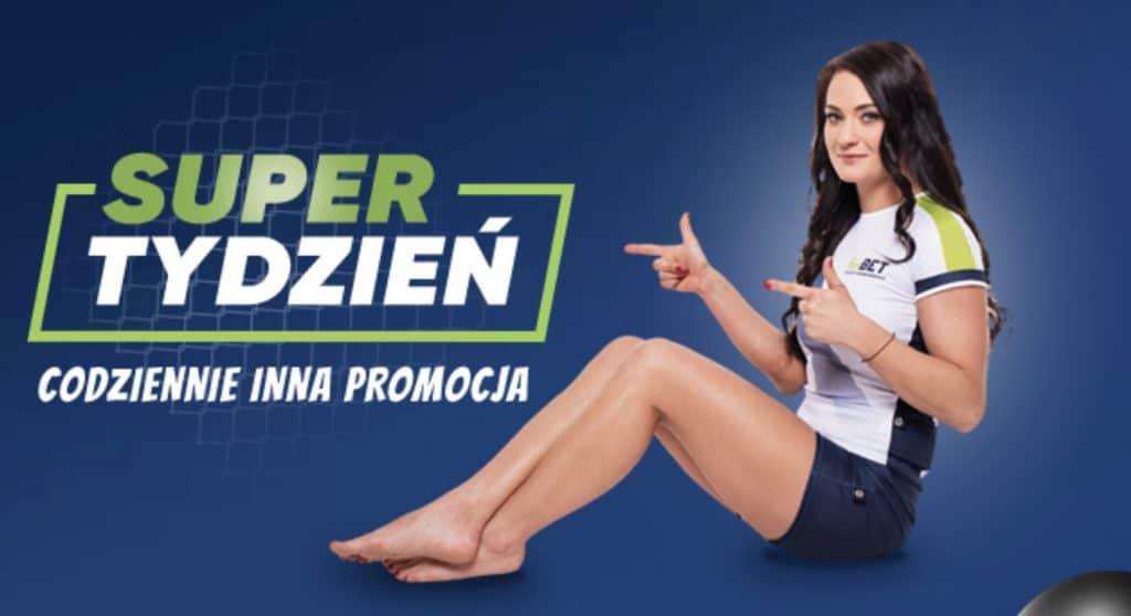 Forbet Super Tydzień. Promocje na każdy dzień!
