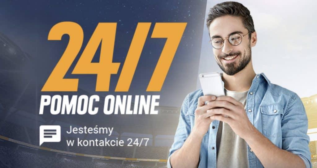 STS Pomoc Online teraz 24 godziny na dobę i 7 dni w tygodniu!