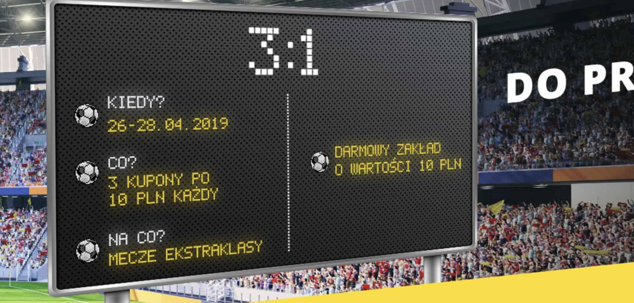 Photo of Fortuna daje 10 PLN za obstawianie Ekstraklasy!