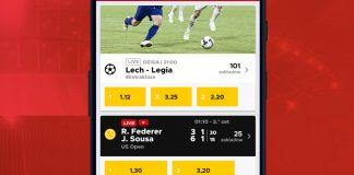 BetClic PL aplikacja mobilna. Legalne obstawianie przez smartfona!