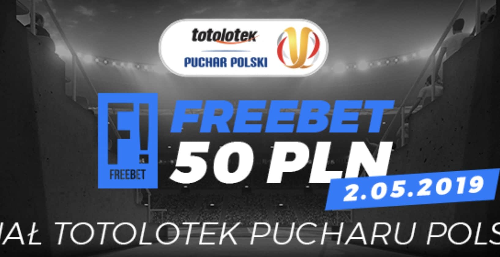 Photo of Freebet Totolotek Puchar Polski. 50 PLN dla wszystkich!