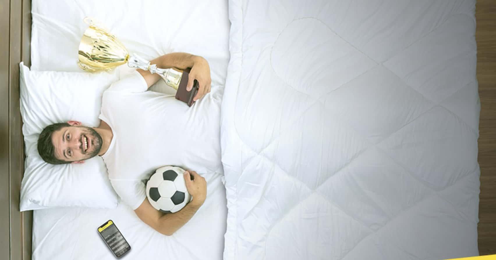 Photo of Piłka Nożna – spać nie można! Konkurs w Fortunie, 500 PLN do zdobycia!