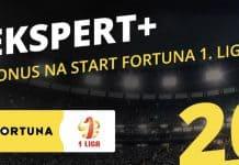 Startuje Fortuna 1. Liga. Typerzy mają szansę na ekstra 20.000 PLN!