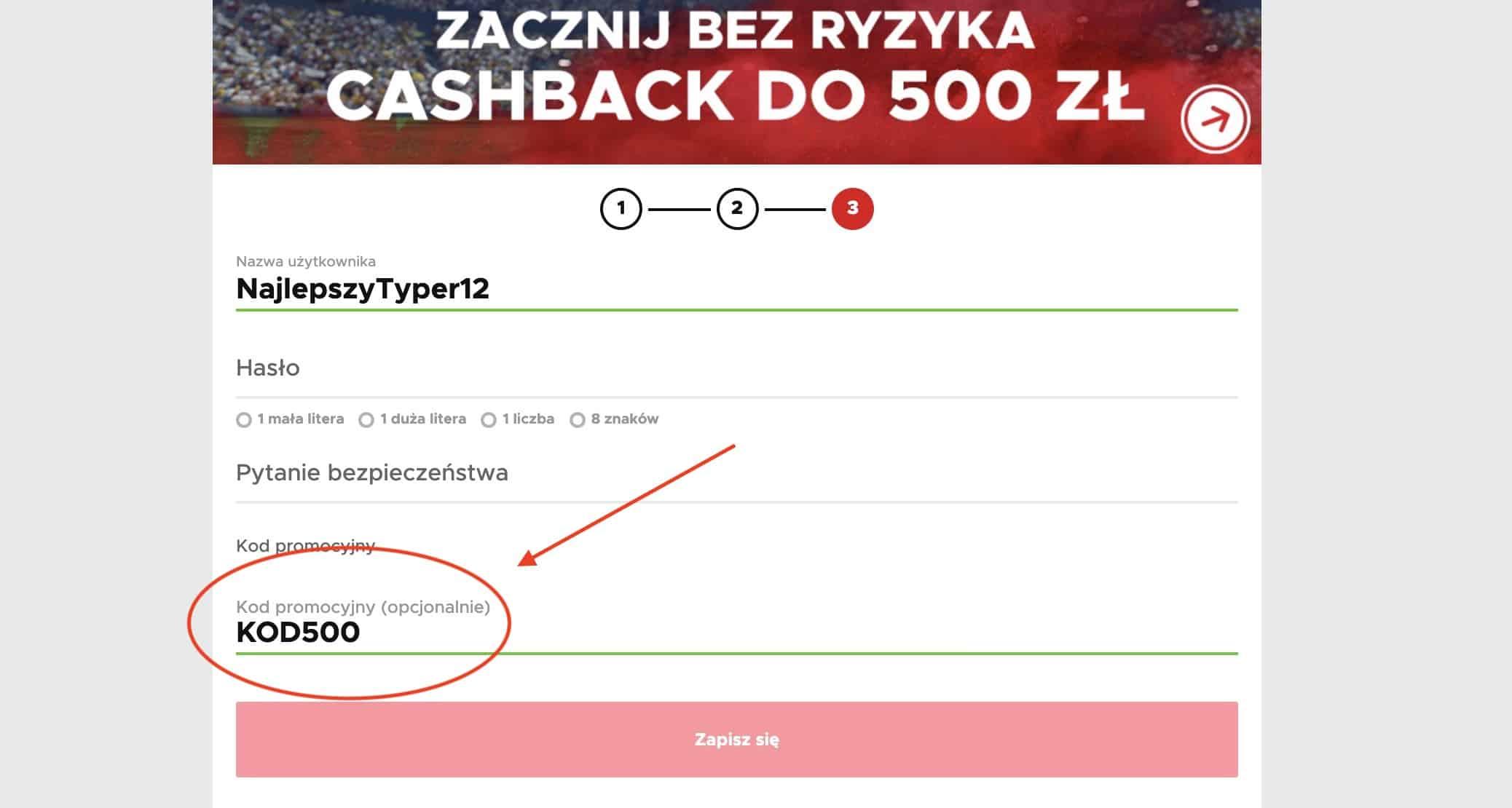 Photo of Betclic kod promocyjny. Wpisałeś KOD550? Najwyższy cashback w Polsce!