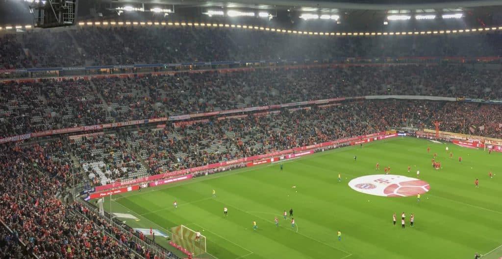Betclic pokaże dwa hity dnia w ten piątek! Bayern - Hertha i Bilbao - Barcelona za darmo!