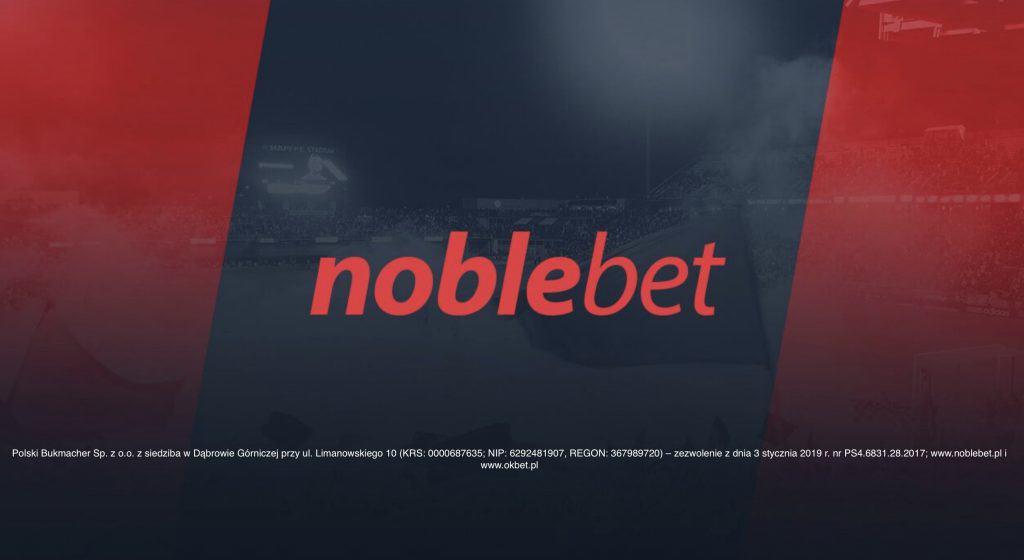 Bukmacher NobleBet sponsorem Śląska Wrocław
