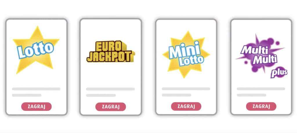Gry lotto przez internet