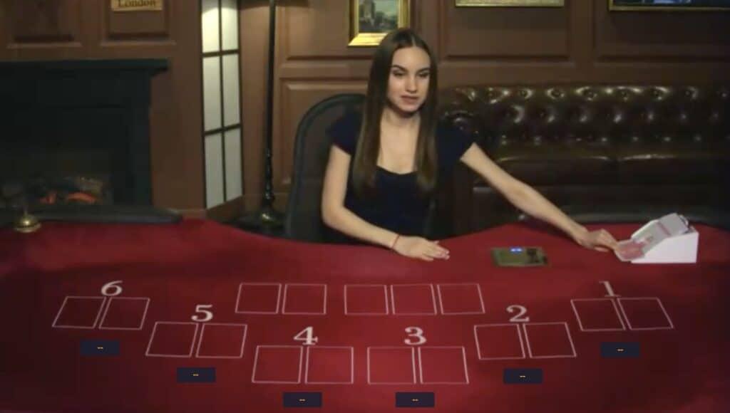 STS poker. Rozpoczęcie rozgrywki