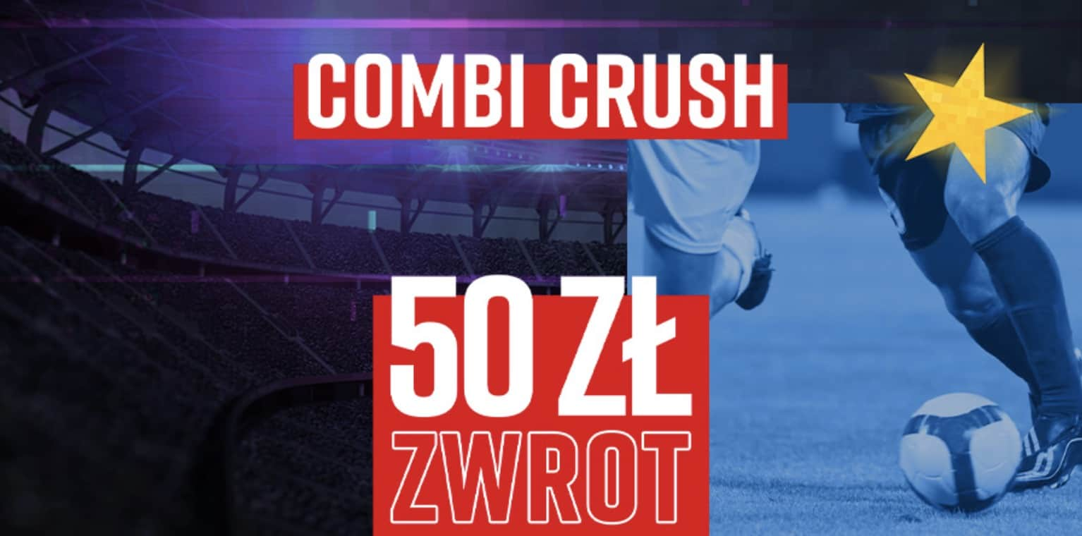 Photo of Betclic Combi Crush. Bonus 50 zł na Ligę Mistrzów!